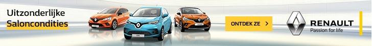 Renault ZOE Saloncondities