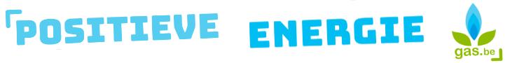 GAS Positieve Energy NL