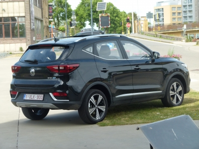MG ZS EV: Nieuwe Europese entree voor MG. Thanks to China!